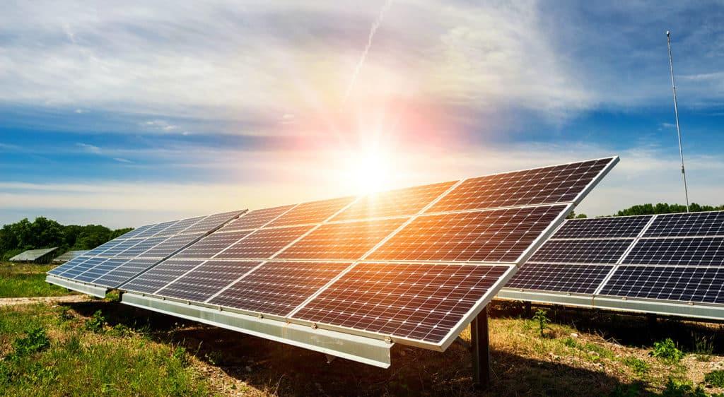Zonnepark in gemeente noordoostpolder BHM Solar